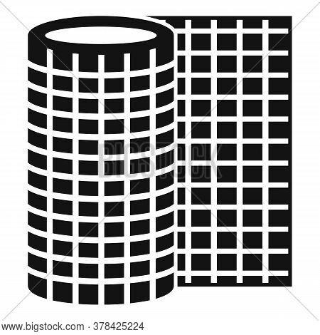 Floor Linoleum Icon. Simple Illustration Of Floor Linoleum Vector Icon For Web Design Isolated On Wh