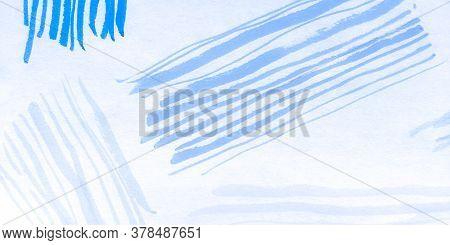Distress Line Pattern. Line Sky Vintage Banner. Background Distress Line Pattern. Fashion Shape Tren