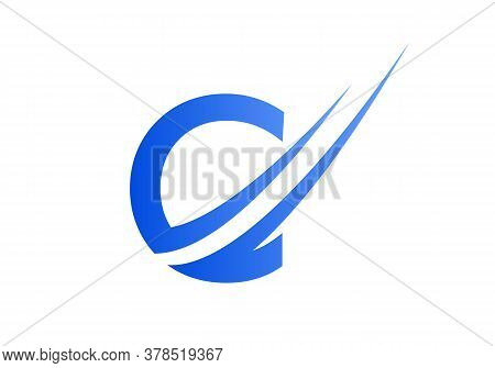 Letter C Logo. C Letter Design Vector With Colorful Concept. C Letter Logo Business Template Vector