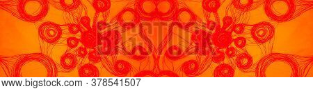 Red Blood Cells Background. Orbit Red Illustration. Red Blood Cells Background Background. Neurograp