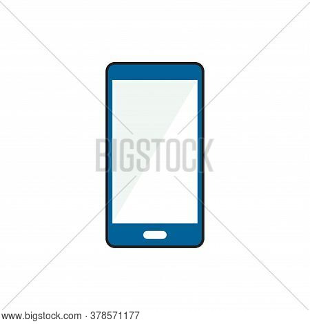 Phone Icon Vector. Call Icon Vector. Mobile Phone Smartphone Device Gadget. Telephone Icon. Mobile P