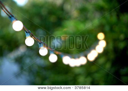 Hanging Decorative Christmas Lights