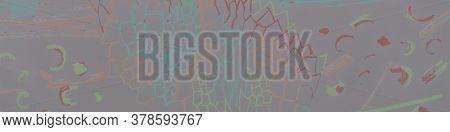 Realistic Leopard Print. Stone Wildlife Stripes Design. Realistic Leopard Print Background. Fun Eleg