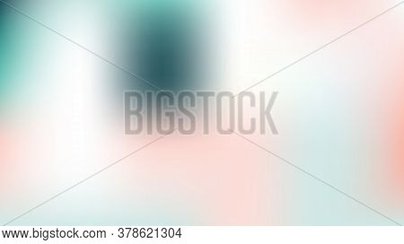 Gradient Mesh Vector Background, Hologram Contrast Overlay. Dreamy Pink, Purple, Turquoise Glamour F