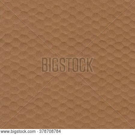 Crate Paper Brown Color Bubble Pattern Surface Texture Material Background