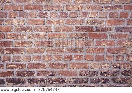 Design Of Wall Background Floor Room Concrete Brick Stonework