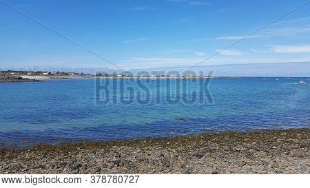 Amarreurs Headland, Vale, West Coast, Guernsey Channel Islands