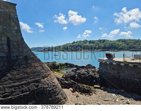 Castle Cornet, St Peter Port Harbour, Guernsey Channel Islands