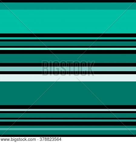 Sailor Stripes Seamless Pattern. Horizontal Lines Endless Design. Male, Female, Childrens Summer, Sp