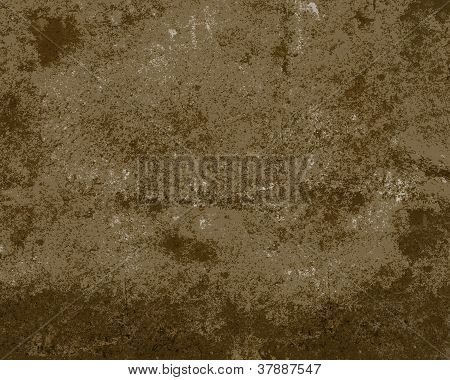 Textured Abstract Background in Tan and Brown