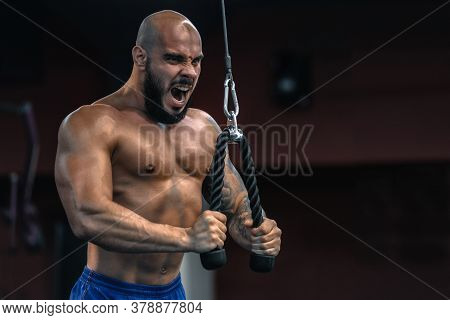 Rope Extension Exercise