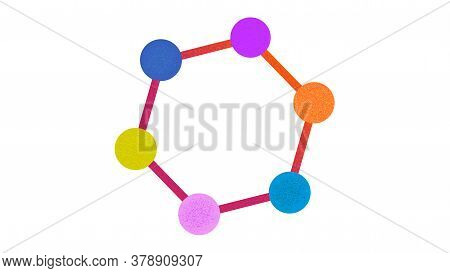 Atomic Structure Illustration Easy To Use And Animate