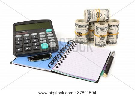 Drawing Up A Budget