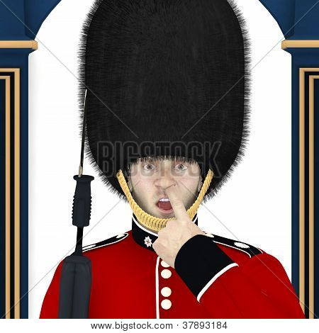 British Guard - Nose