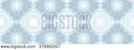 Portuguese Decorative Tiles Background. Boho Ocean Card. Portuguese Decorative Tiles. New Year Batik