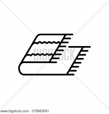 Illustration Vector Graphic Of Blanket Icon Template