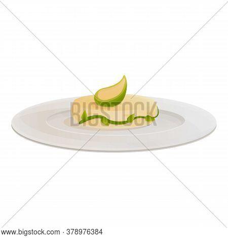 Organic Molecular Cuisine Icon. Cartoon Of Organic Molecular Cuisine Vector Icon For Web Design Isol