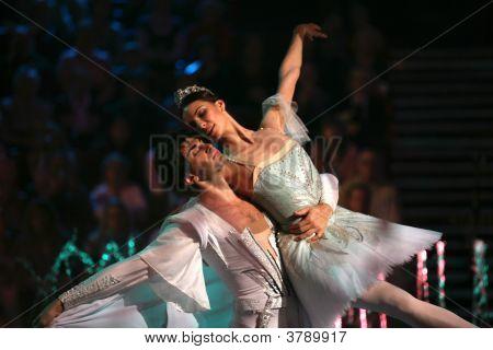 Maria Aleksandrova And Nikolay Tsiskaridze