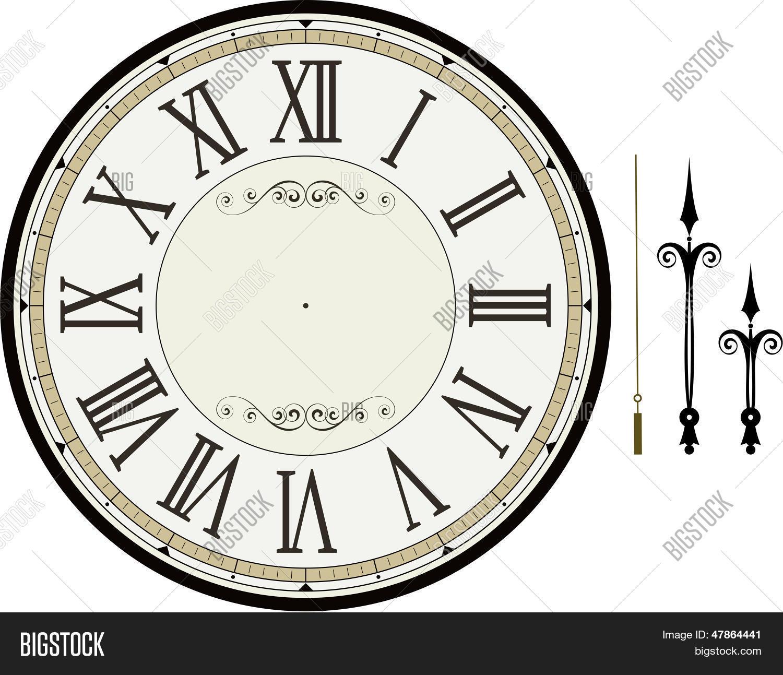 Beste Frei Druckbare Uhr Vorlage Fotos - Beispiel Wiederaufnahme ...