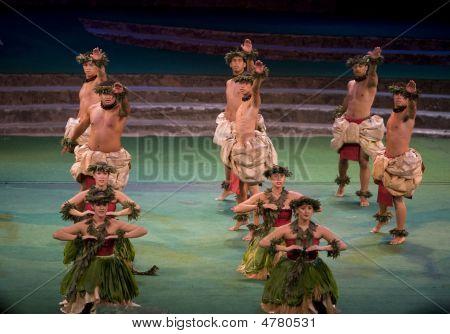 Polynesian Cultural Center Hawaiian Dance