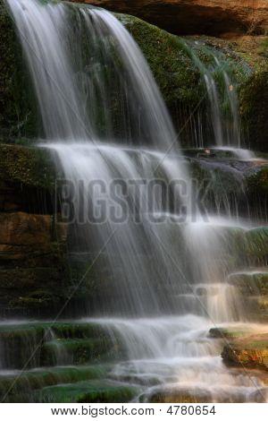 Waterfall Closeups
