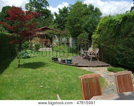 english garden small
