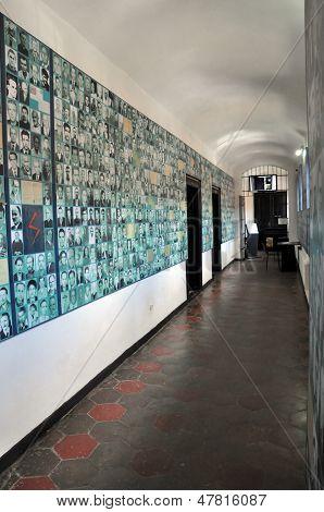 Memorial communist jail in Romania