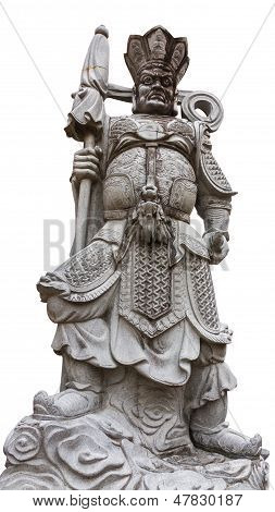 The Guan Yu Hephaestus.