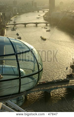 London Eye IV