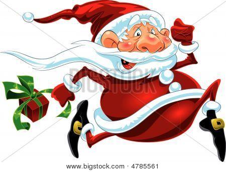 Funcionamiento de Santa Claus