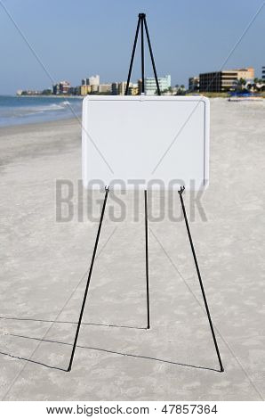 Tripod And Whiteboard