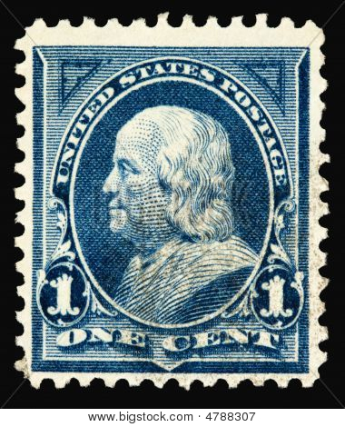 Ben Franklin 1894