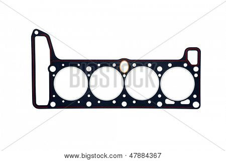 The image of a cylinder gasket