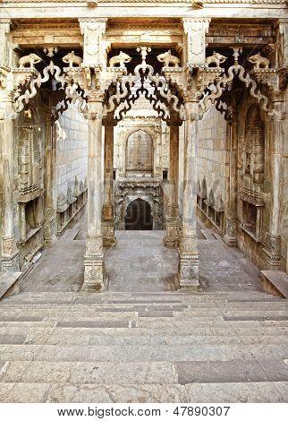 Raniji ki Baori. Bundi, India.