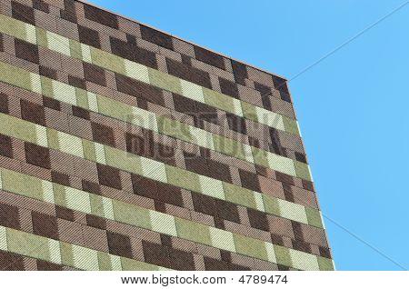 Checker Board Building