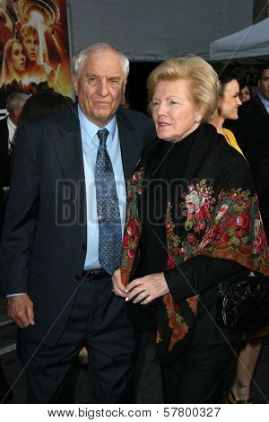 Garry Marshall and Barbara Marshall at the Los Angeles Premiere of 'Race To Witch Mountain'. El Capitan Theatre, Hollywood, CA. 03-11-09