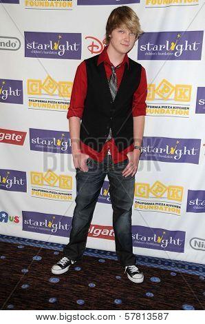 Austin Anderson  at the Starlight Children's Foundation's 'A Stellar Night' Gala. Beverly Hilton Hotel, Beverly Hills, CA. 03-27-09