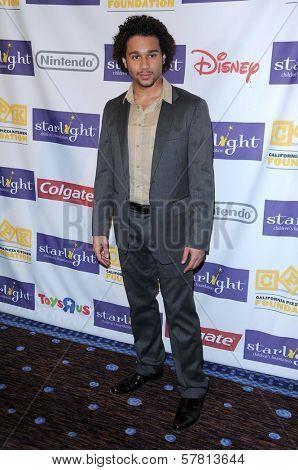 Corbin Bleu  at the Starlight Children's Foundation's 'A Stellar Night' Gala. Beverly Hilton Hotel, Beverly Hills, CA. 03-27-09