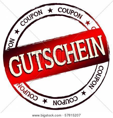 New Stamp - Gutschein