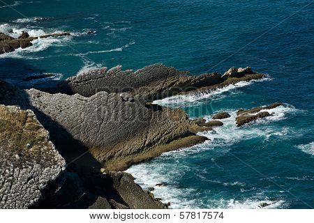 Cape Espichel Blades Of Rock