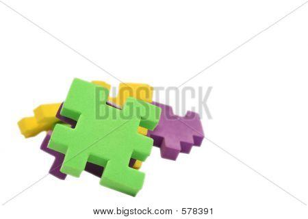 Mixed Jigsaw 2