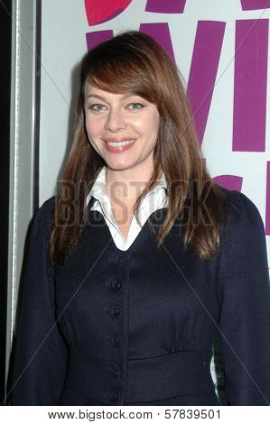 Melinda Clarke  at LA's Best Community Jam Against Violence and talent showcase. Kodak Theatre, Hollywood, CA. 12-14-08