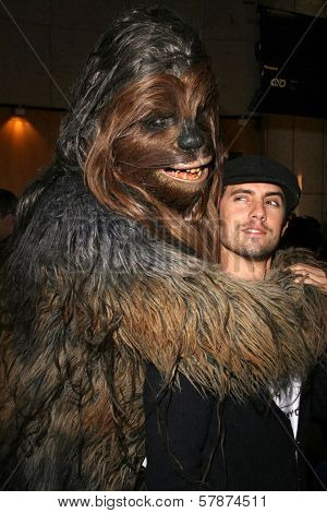 Milo Ventimiglia at the Los Angeles Special Screening of 'Fanboys'. Clarity Screening Room, Beverly Hills, CA. 02-03-09