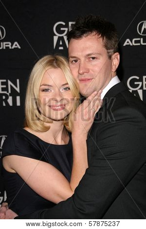 Jaime King and Kyle Newman at the Los Angeles Special Screening of 'Fanboys'. Clarity Screening Room, Beverly Hills, CA. 02-03-09