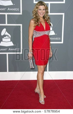 Thea Andrews at the 51st Annual GRAMMY Awards. Staples Center, Los Angeles, CA. 02-08-09