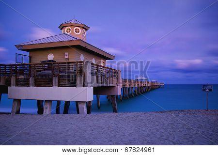 Beach Park Pier