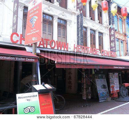 Chinatown Heritage Centre singapore