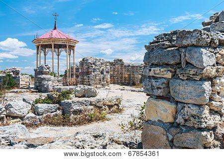 Chersonesus Taurica Near Sevastopol In Crimea