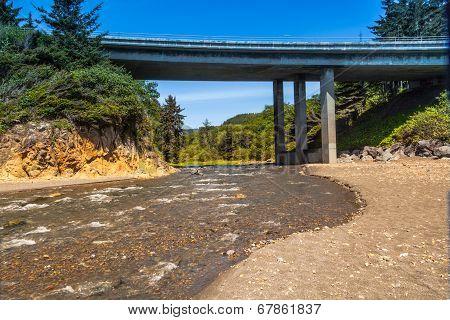 Wilson Creek, Klamath, California