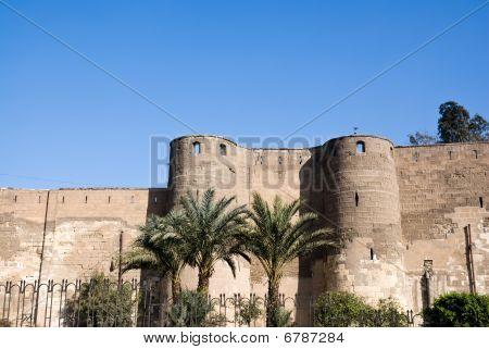 Saladin Citadel Of Cairo Egypt